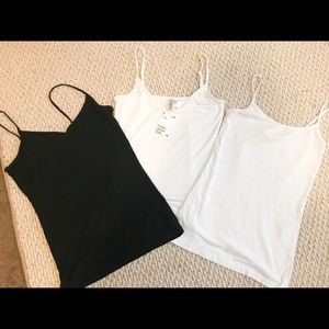 3 Brand new H&M & Forever 21 tank top